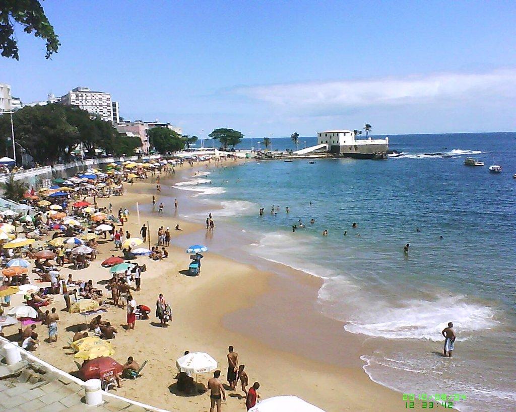 Salvador Fotos Praias Praias em Salvador