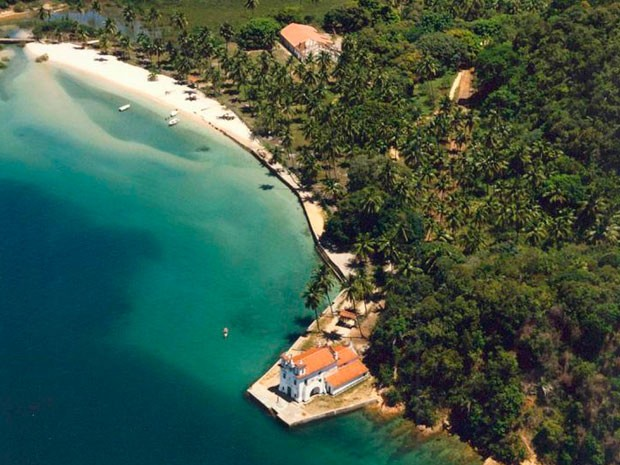 Ilha Dos Frades Ilha Dos Frades na Bahia