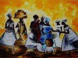 Ritmo do Candomblé na Bahia