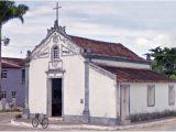 Igreja de Santa Efigênia em Caravelas na Bahia