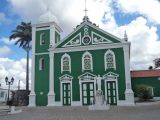 Igreja de Santo Antonio - Caravelas - BA