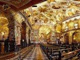 Painéis de Azulejos portugueses na Igreja e Convento de São Francisco em Salvador
