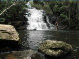 Passeio de canoa pelo manguezal do Rio de Contas