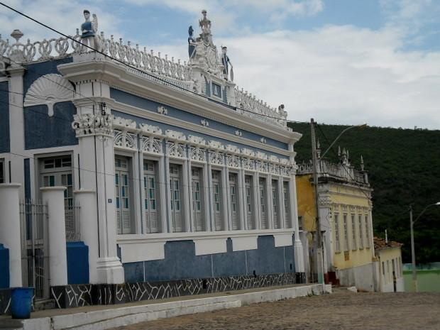 Palmeiras na Chapada Diamantina na Bahia