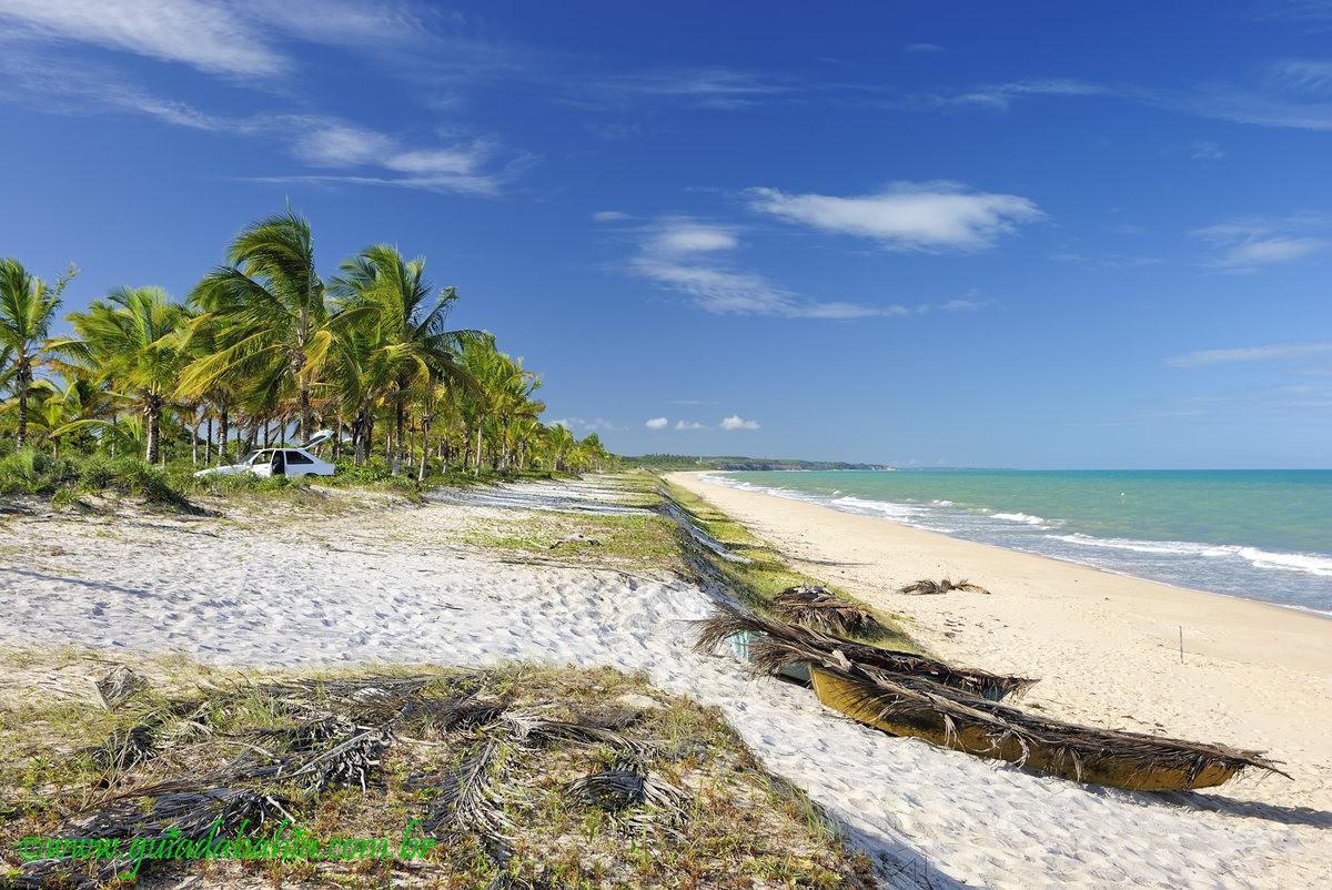 Praia Lagoa Grande