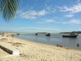 Praia da Barra em Alcobaça
