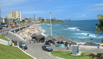 Praia do Farol da Barra