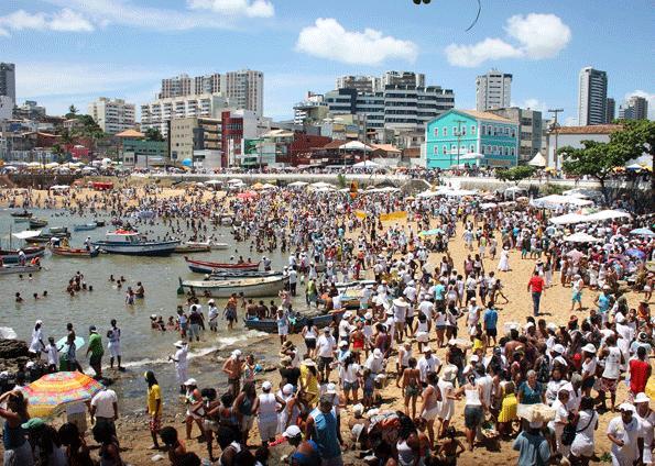Maravilhosas Praias em Salvador