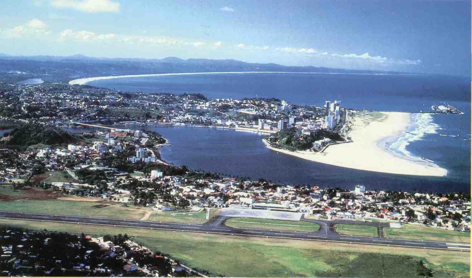 Ilhéus que é um dos destinos mais procurados na Bahia