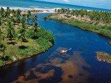 Praia de Imbassaí é a nova vedete do litoral baiano