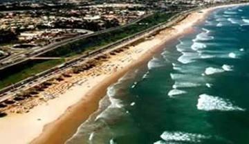 Praia de Jaquaribe