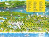 mapa Hotel Transamérica Ilha de Comandatuba