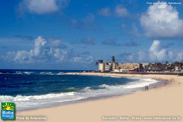 Praia Amaralina