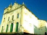 Igreja Matriz de Nossa Senhora do Rosário - Cairu - Bahia