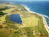 Lagoa Azul na Península de Maraú