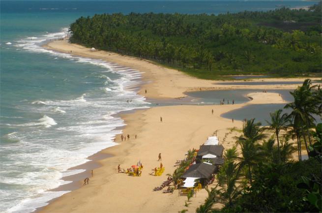 Praia Rio da Barra - Trancoso