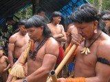 Indios Pataxós na Costa do Descobrimento