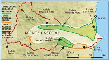 Resultado de imagem para MONTE PASCOAL BRASIL