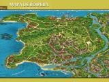 mapa de Boipeba