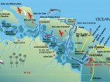 Mapa Delta do Parnaíba