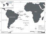 O Brasil tem ilhas oceânicas e ilhas continentais