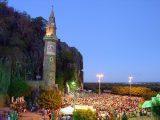 Santuário de Bom Jesus da Lapa na Bahia