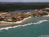 Praia de Tabatinga no litoral sul do RN