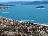 praias na Ilha de Santa Catarina