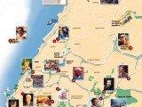 mapa salvador