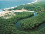 Barra de Camaratuba na Paraíba