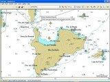 Mapa da Ilha Anchieta