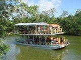 O rio Jaguaribe é o maior atrativo de Fortim no Ceará