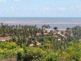 A praia de Carne de Vaca é a última praia do litoral norte pernambucano
