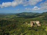 A paisagem verde do Maciço de Baturité é dos destinos mais procurados