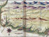 Litoral Oeste do Maranhão em 1640