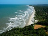 Serra Grande tem praias paradisíacas e cachoeiras escondidas – vídeo