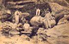 História do garimpo em Lençóis.