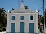Igreja do povoado de Mangue Seco, que inspirou a novela''Tieta''