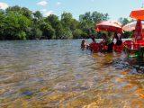 Rio de Ondas, Cachoeira do Acaba Vida e do Redondo em Barreiras na Bahia