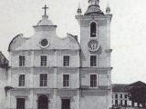 Catedral de Nossa Senhora da Vitória em meados do século XX em São Luís do Maranhão no início do século XX em São Luís do Maranhão