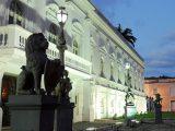Palácio dos Leões em São Luís do Maranhão