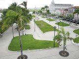 Praça Gonçalves Dias em São Luís do Maranhão