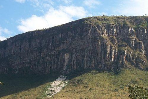 Morro do Chapéu esta a 1012 m de altitude e oferece um clima agradavel