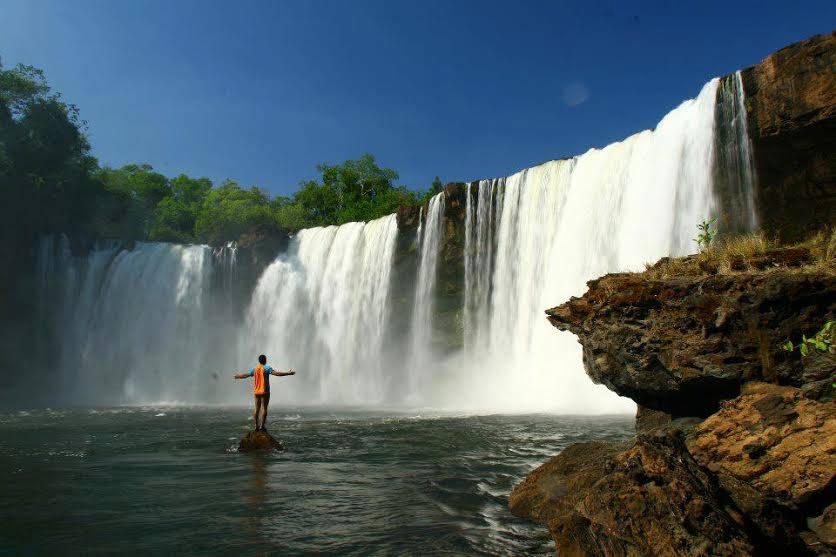 A Chapada das Mesas tem diversidade de ambientes como floresta, chapadas e cachoeiras