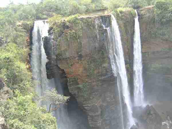 Cachoeira do Macapá na região Sul do Maranhão