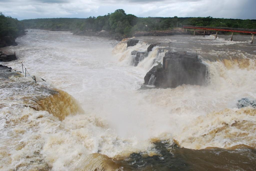 Cachoeiras da Mata Sul são alternativa às praias em Pernambuco