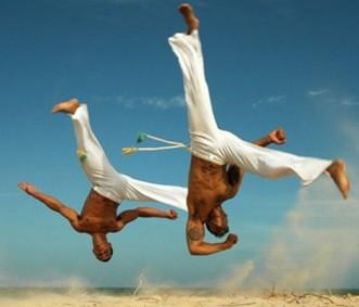 Capoeira tem Raízes Africanas