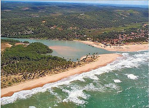 Conde é a região mais interessante do litoral norte da Bahia