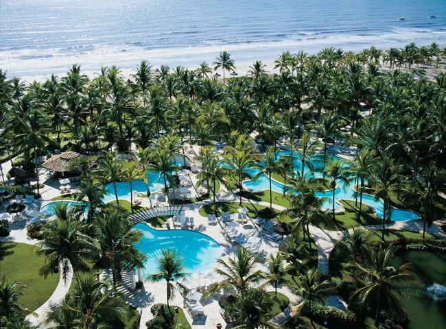 Hotéis e Pousadas na Praia do Forte e Comandatuba