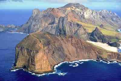 Ilhas de Trindade e Martim Vaz